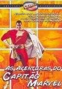 as aventuras do capitão marvel dvd original muito barato