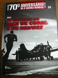 as batalhas do mar de coral e de midway 1942  nº 14