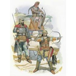 as civilizações das estepes - philippe conrad / livro novo
