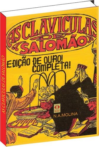 as clavículas de salomão
