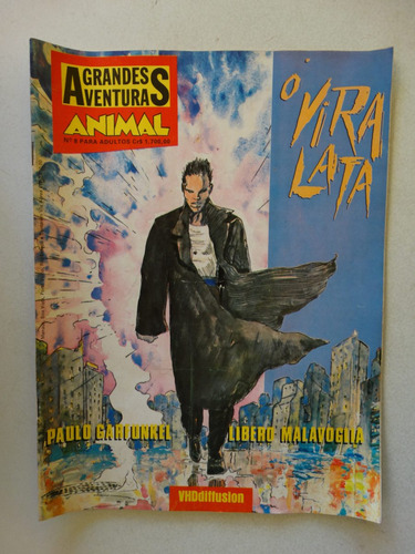 as grandes aventuras de animal! várias! r$ 15,00 cada! 1990!