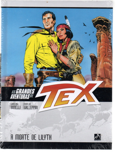 as grandes aventuras de tex 1 - mythos - bonellihq cx999 h19
