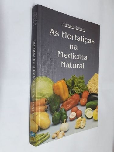 as hortaliças na medicina natural