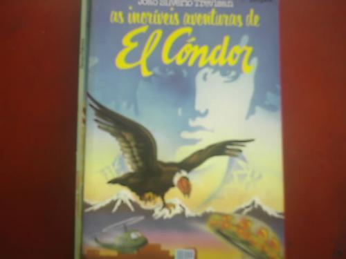 as incríveis aventuras de el condor  joao silverio  i3