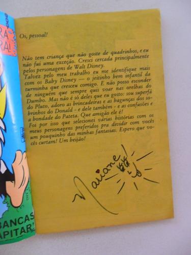 as melhores histórias disney escolhidas mariane nº 1! 1990!