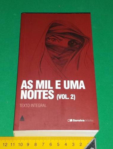 as mil e uma noites - texto integral volume 2 - em português