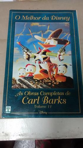 as obras completas de carl barks volume 11 - o melhor disney