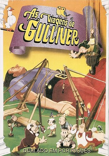 As Viagens De Gulliver / Desenho / Infantil / Dublado