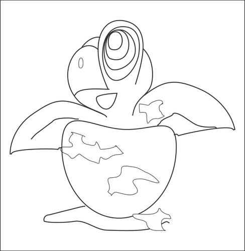 as viagens de oliva é a história de uma tartaruga marinha