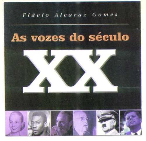as vozes do século  xx  (cd)