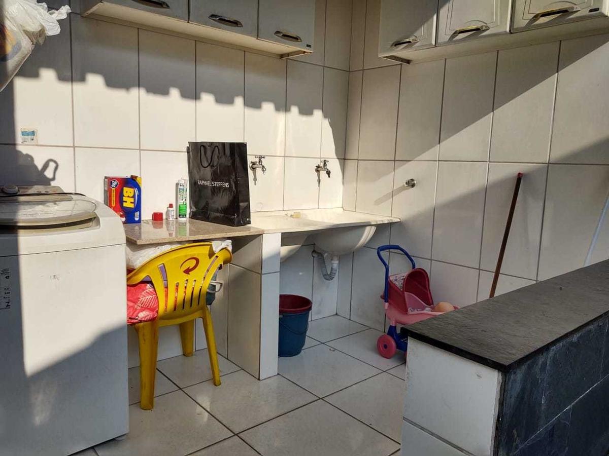 asa 2 quartos , lote 360 m² bairro santa branca região da pampulha. - 2735