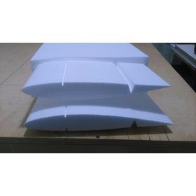 Asa Cortada Em Isopor P3 18cm X 1.20cm (1par)
