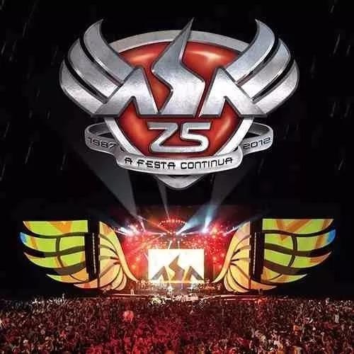Asa De Aguia 25 Anos A Festa Continua Cd Original Lacrado - R  23 07be1721c77c9