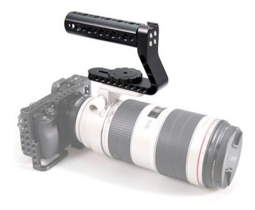asa de apoyo smallrig lente para sony canon nikon cámara len