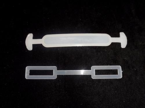 asa flexible (colores) bolsa c/100 pzs