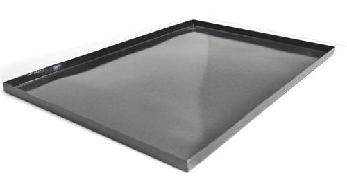 asadera enlozada 40 x 30 x 2 cm para horno cocina