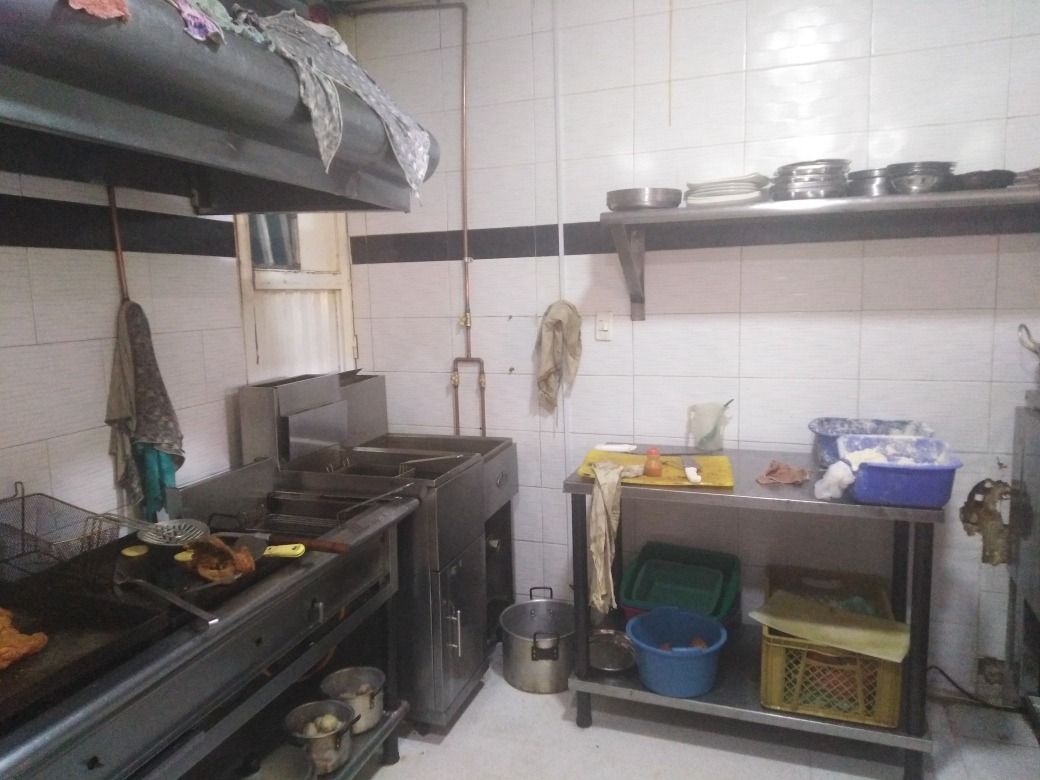 asadero de pollo frito broaster platos ala carta chino sopas