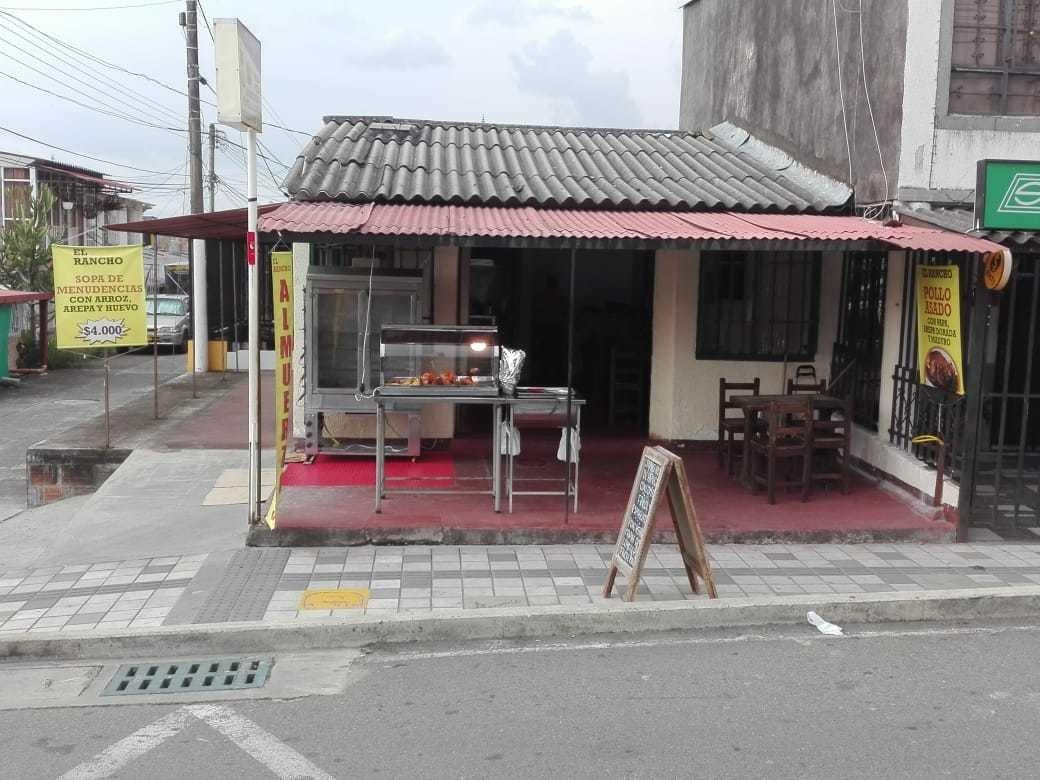 asadero de pollos y restaurante