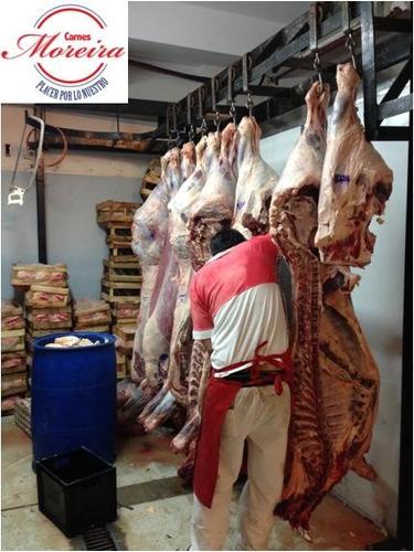 asado costillar de ternera completo. carnes moreira