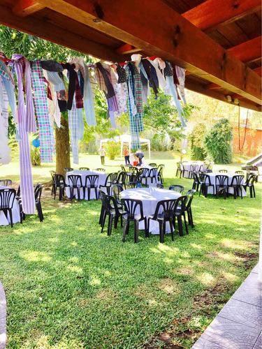 asado party, catering para eventos