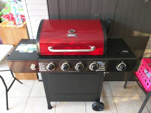 asador a gas backyard grill 4 quemadores