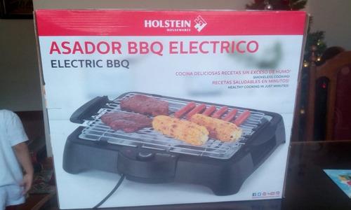 asador bbq electrico holstein  ¡¡nuevo!!