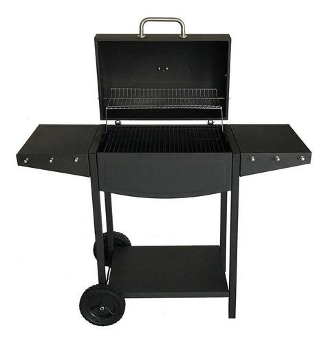 asador de carbón member's mark negro + envio gratis