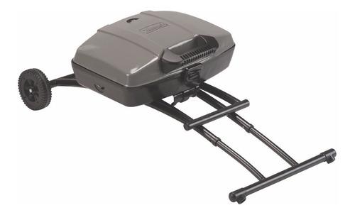 asador de carbon roadtrip campismo 57cm facil armado coleman