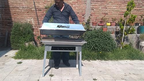 asador de carnes al carbón asabrazz 1.0