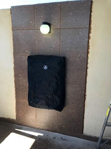 asador de pared abatible  ( envío y funda gratis !!!!! )