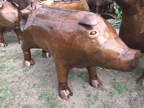 asador grande ( toro, marrano o balon) ... grill precioso !!