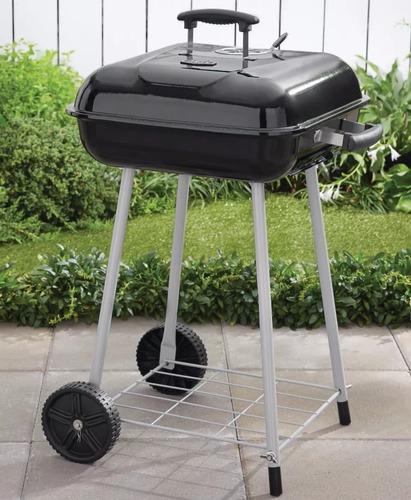 asador para carbon expert grill con ruedas