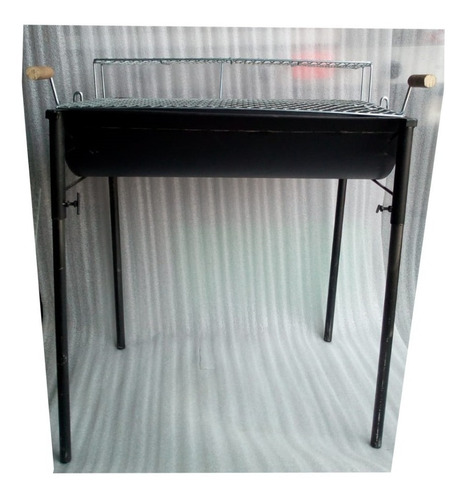 asador para carbon parrilla  fogón