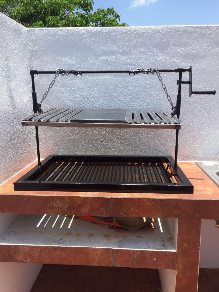Asador para carne tipo parrilla argentina 3 en - Parrillas para asar carne ...