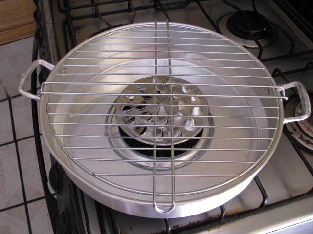 Asador para estufa disco giratorio parrilladas come sano en mercado libre - Precio de queroseno para estufas ...