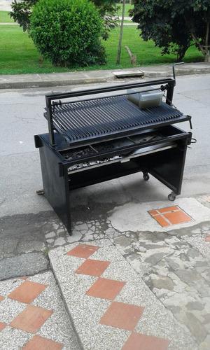 asador para  restaurantes