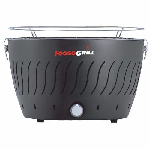 asador parrilla grill portatil acero inoxidable foggo grill