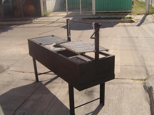 asadores de carne. argentino campestre