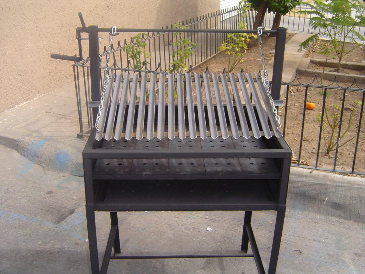 Asadores de carne argentino sencillo 2 en mercado libre - Parrillas para asar carne ...