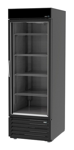 asber afm-17 congelador 1 puerta cristal comercial xxcon