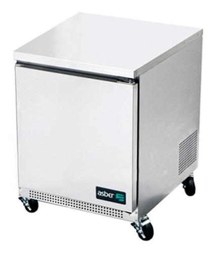 asber autf-27 mesa refrigerada congelacion ensaladas xxcon