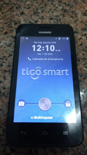 ascend y330 smartphone huawei