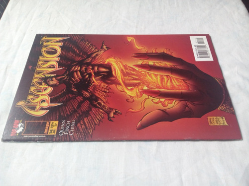 ascension # 14 image comics en ingles  otakuworld flash hulk