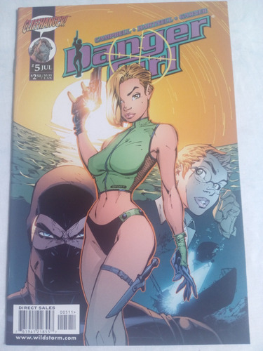 ascension # 18 image comics en ingles .. superman spiderman