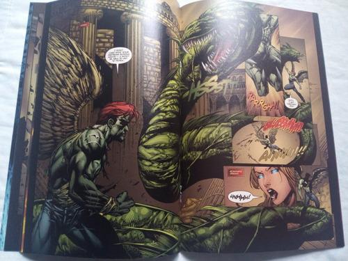 ascension # 19 image comics en ingles .. superman spiderman
