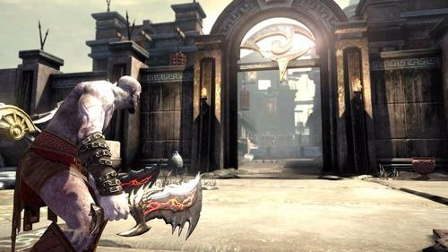 ascension juego ps3 god war