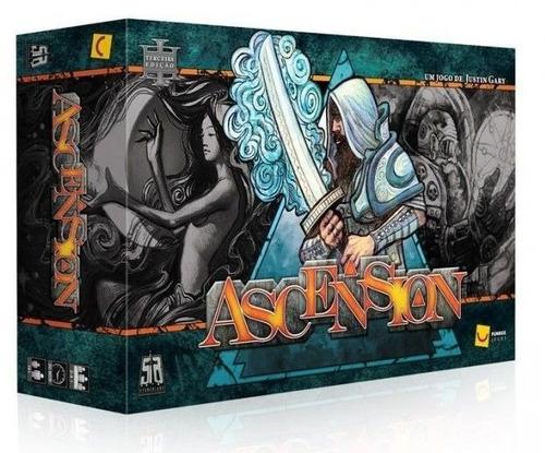 ascension o jogo de deckbuilding terceira edição funbox