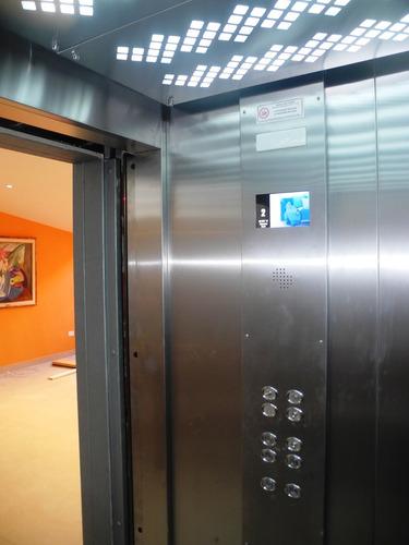 ascensor hidraulico 3p 450kg pa instalado (120 dias)