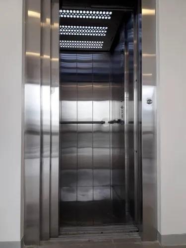 ascensor hidráulico 4 paradas