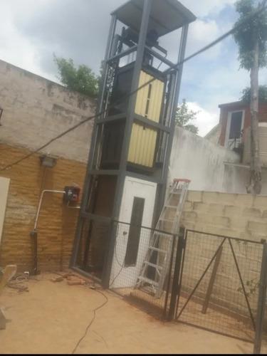 ascensor, montacargas, reparaciones y montaje